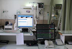 CCU of Asia Hospital