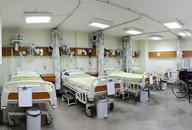 Emergency Section of Asia Hospital